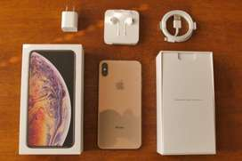 iPhone XS Max 64 GB rarely used condition all accessories available
