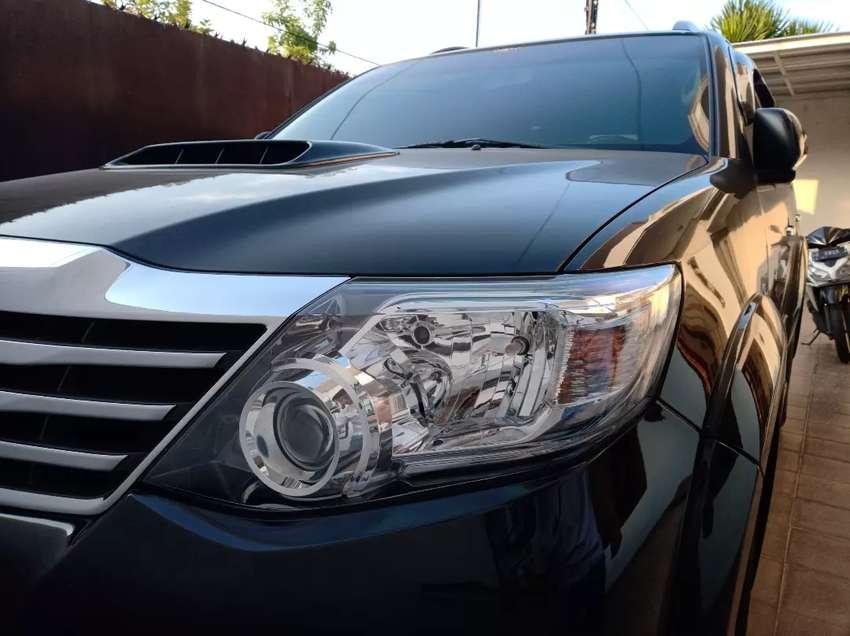 Toyota Fortuner VNT 2013 AT Super 0
