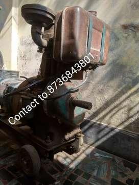 Kirloskar generator of 5KVA