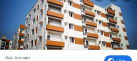 Gated Community 2bhk Flat For Rent behind GSL Medical College