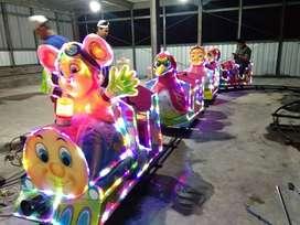 ERV 2 mainan usaha kereta panggung kincir komedi pancingan