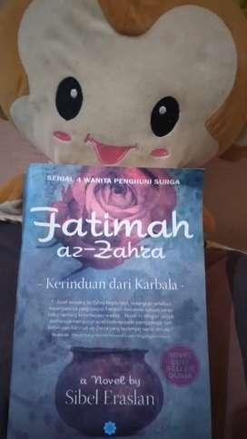 Buku Novel Fatimah Azzahra