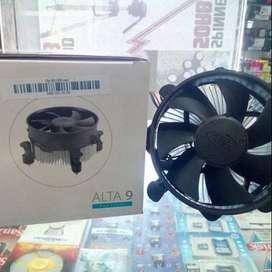 Heatsink Kipas Fan Deepcool Alta 9 Intel Socket 1155/1150/1151