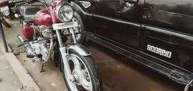 5speed Electra old engine.self start,left gear.orignal paint