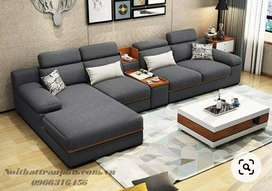 New high density sofa set with 10 years warranty