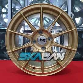 CIcilan Velg Mobil Ring 15 HSR Pool Brio Agya Mirage March Ignis Swift