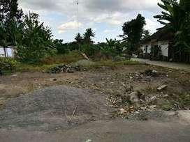 MURAH DEKAT LAPANGAN WARAK Tanah 3 Menit Pasar Sleman JK7808