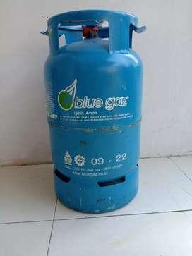 Tabung Blue Gas 5,5 + Isi Kondisi Baru, masih di Segel.