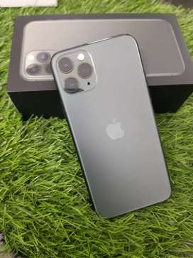 iphone 11pro 64gb one month old green
