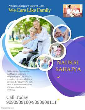 WE PROVIDE MAID/COOK/BABY CARE/PATIENT CARE ALL OVER INDIA