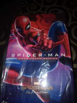 Hot toys Spider Man BIB far from home Movie Promo Edition HT EXCLUSIVE