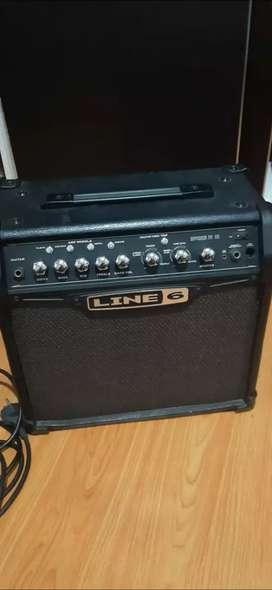 Ampli Gitar merk Line 6
