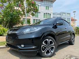 Honda HRV 1.8 Prestige 2018 Black Km40rb Panoramic Sunroof #AUTOHIGH