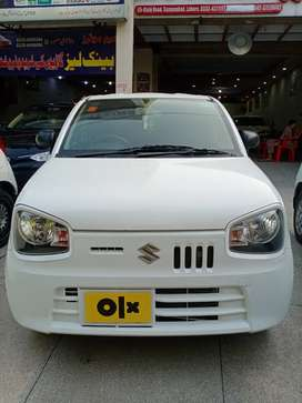 Suzuki Alto VX Bank Leased