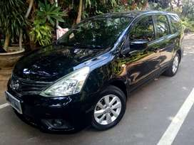 Dp 6jt grand new livina xv 1.5 matic 2013 hitam