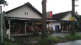 Disewakan Ruko/Rumah Toko/Ruang Usaha Sleman Jalan Turi Yogyakarta