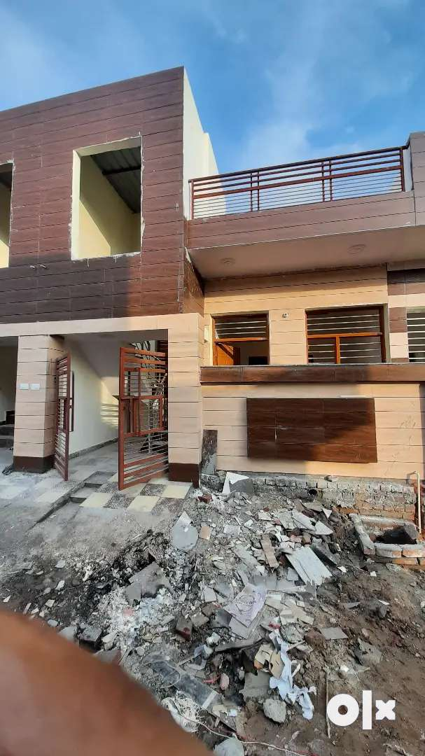 Newly built kothi for sale zirakpur Lon facility is Available