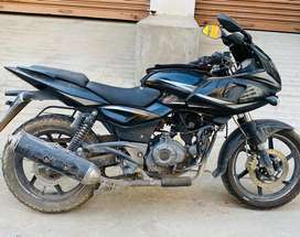 Pulsar 220 without god