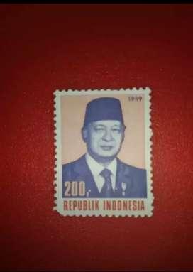 Perangko Presiden Soeharto