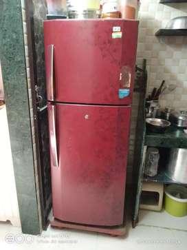 LG .. Double door fridge