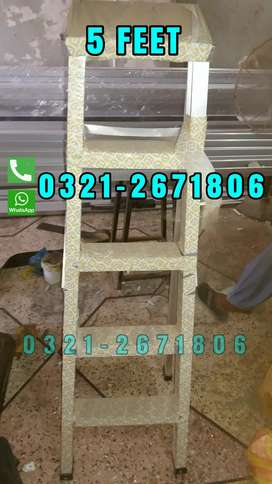 ALMUNIUM  SEERI  5 FT  LADDER