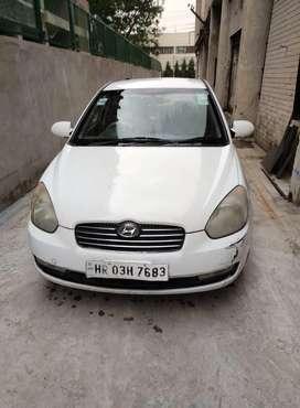 Hyundai Verna 2006-2010 CRDi, 2007, Diesel
