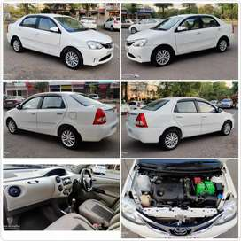 Toyota Etios GD SP, 2018, Diesel