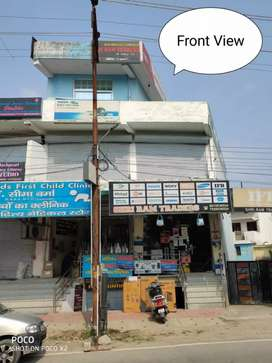 Three floor commercial space for sale near Haridwar and bypass road