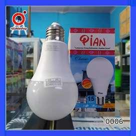Pian Classic Lampu LED Bulb A 15 Watt Garansi 1 Tahun - 0006