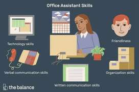 Required office assistant