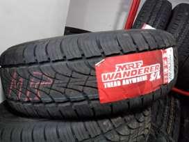 New MRF Wanderer S/L