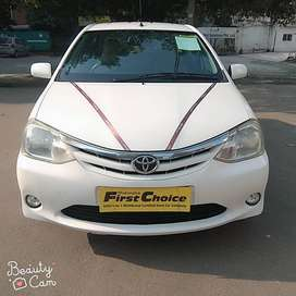 Toyota Etios V, 2011, Petrol