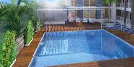 Luxurious flat for sale in New project