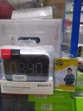 Vivan bluetooth clock speaker V5S