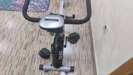 Excercise Bicycle -Silver Ice