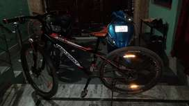 i want to sell my new 3 months old bicycle for bicycle riders