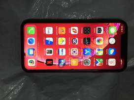 Brand New iphone XR(Red) 64GB