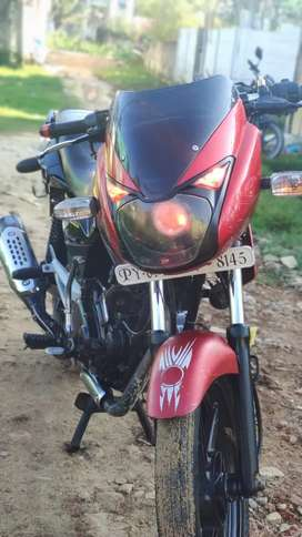 New battery new front tire insurance current lite used bike