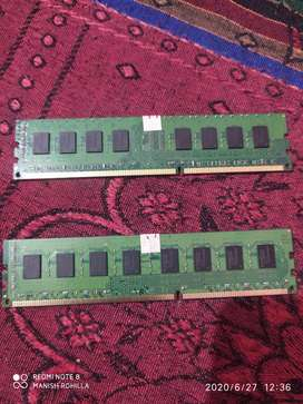 Ram 4 gb in good conditions