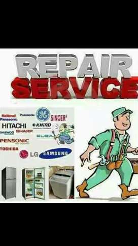 Service mesincuci solo Service kulkas solo Service ac solo & elektro