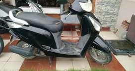 Honda Aviator Black Color