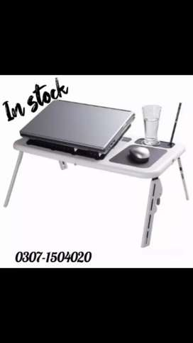 In new conditon Laptop E-table available in low price