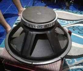 Speaker TOTO Sound 18 inch 1000 watt
