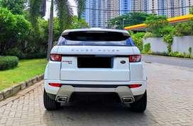 Range Rover Evoque 2.0 Dyn luxury 2013 putih