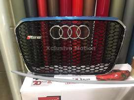 Audi A6 RS Style grill from Taiwan