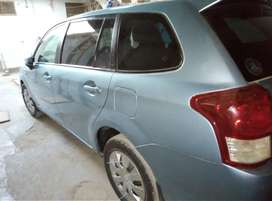 Toyota fielder axio hybrid imported with complete registration