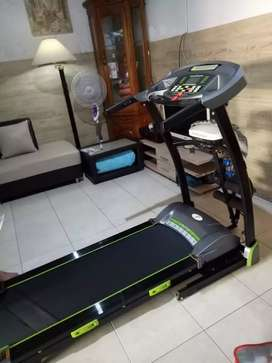 Solusi sehat treadmill auto INCLINE  grern