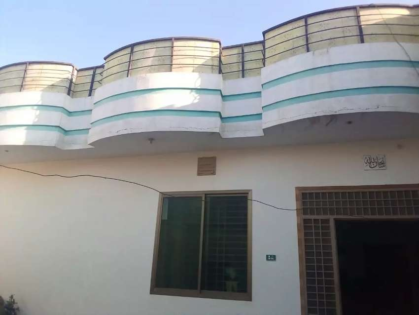 House with drawing room and car poarch Urgent for Sale 0
