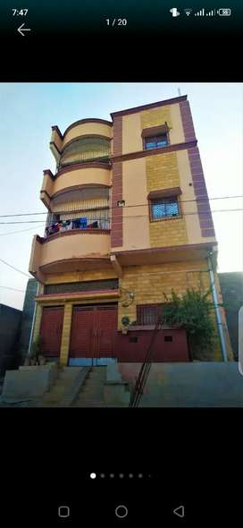 Portion for rent in malir