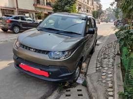 Excellent condition KUV 100
